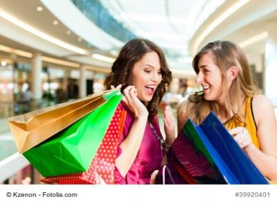 """""""Shoppen bis der Arzt kommt""""! Das machen Mädels doch besonders gerne!"""